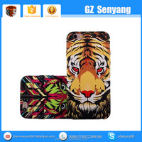 TOP Quality King of Forest Luminous Dull Polish Full Cover TPU Phone Case for iPhone 6 6s Plus