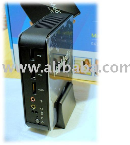 HanMedia Mini PC TC6000 High Quality 30 Watts, IPTV, Digital Singage (High Quality)