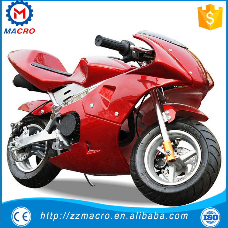 49cc Gas Power Mini Motorcycle 50cc Pocket Bike
