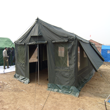 waterproof army canvas tent