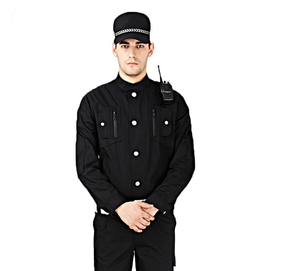 Factory supply latest design all-sizes prison guard uniform
