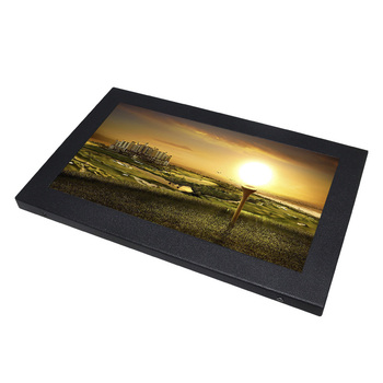 10 inch open frame embedded lcd monitor with resistive touch function