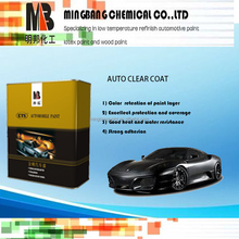 High Solid automotive clear coat car varnish paint