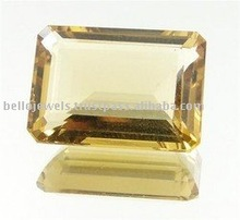 Certified Superb Sparkling Flawless AAA Quality Citrine Loose Gemstone From Brazil