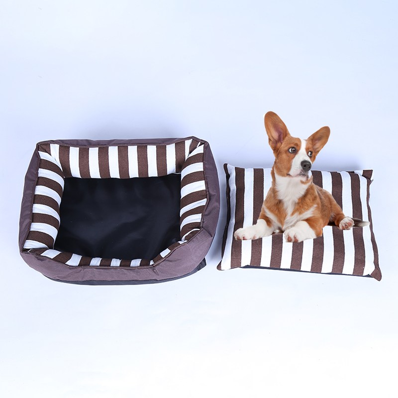 Washable Pet Warm Soft House Pad Crate Cushion Mat for Dogs Cats