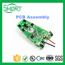 Smart Electronics USB flash drive board /Solar power bank pcb assembly /pcba