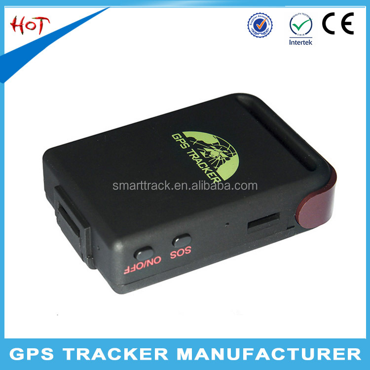 Auto GPS Tracker Mobile Phone Call Tracking Device Two Way Communication GSM car tracking device