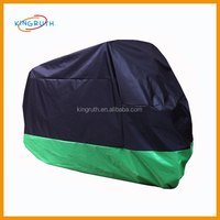 High quality waterproof and dust proof motorcycle tent cover