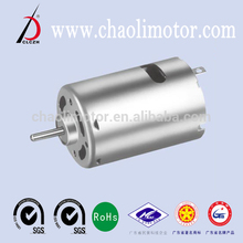 Variety of models and widely applied micro gear reducer motor CL-RS545SH with metal brush