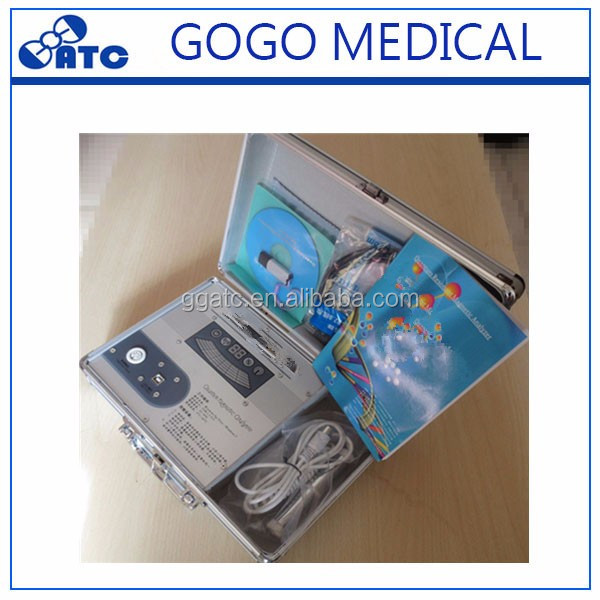 The good quality of quantum magnetic resonance body fat analyzer software machine