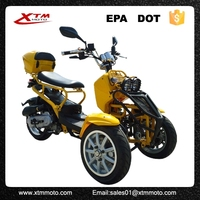 Cheap 50cc Gas Scooter With EPA Certificate