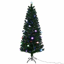 quality artificial most popular fibre optic christmas tree for sale
