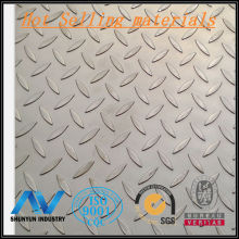 Hot Rolled galvanized steel floor plates