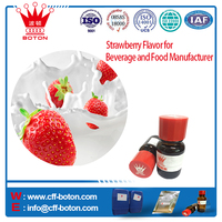 Strawberry Flavor For Beverage And Food