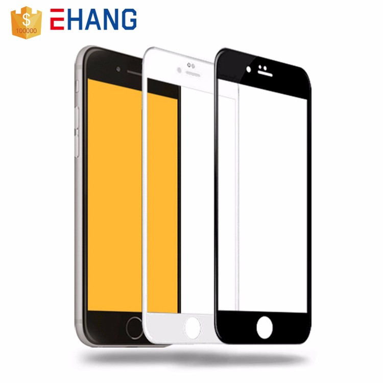 High quality! for iPhone 7 9H 2.5D Full Screen Protector Tempered Glass