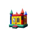 castle hinchable A1015