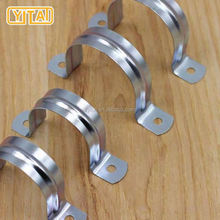 Best selling vertical wall mount precision wide pipe clamp