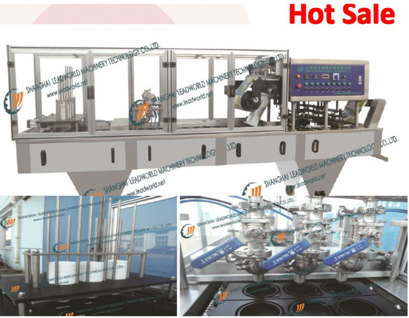 Automatic water cup filling equipment