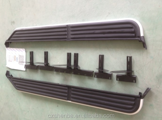 stainless running board side step for land rover Discovery 3/4 new design car parts