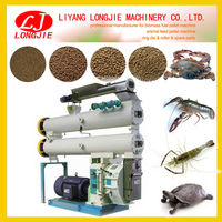 Reasonable price fish meal pellets mill