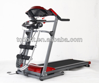 Hot selling 2.5hp dc motor soft cushion impulse treadmill