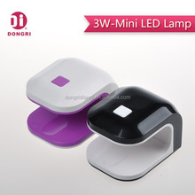 Personnal Care 3W Mini Pretty Nail UV Curing LED Lamp