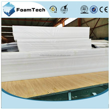 thermal insulation foam with low conductivity of 0.034W/(m.K) of melamine foam materials