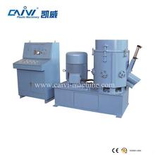 waste plastic agglomerating / pelletizing / recycling machine for sale
