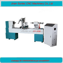 Funiture legs stairs columns automatic cnc wood lathe ST1530