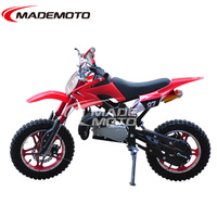 Powerful mini kawasaki gas powered 49cc dirt bike for kids