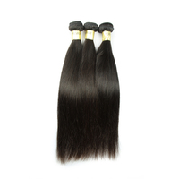3Pcs/Lot Virgin Human 8A Big Sale Long Lasting Virgin Hair Brazilian Straight Hair