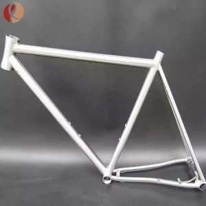 High light new design titanium road bike frames price