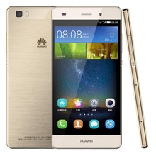 Original Huawei P8 Lite 5.0 inch TFT Screen Android 5.0 Smart Phone, Hisilicon Kirin 620 Octa Core 1.2GHz, ROM: 16GB