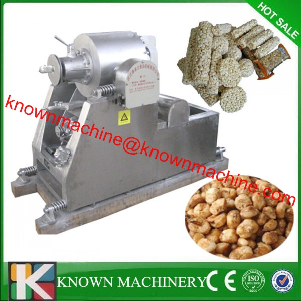 Best selling easy operation airflow automatic puffed corn snacks making machine,puffed corn making machine