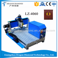 mini cnc wood router machine/Acrylic sheet/PVC foam sheet/granite/ 3d sign making machine LZ-6040
