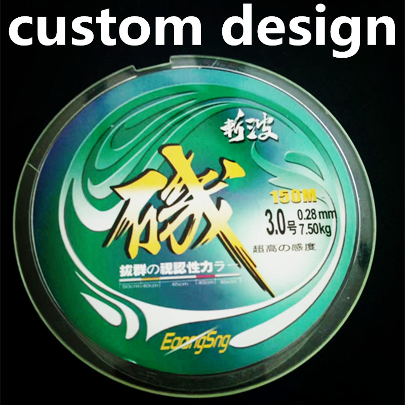 Customer Design Invisible Fishing Line Fishing Tackle