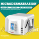 Skin spa microdermabrasion machine / advanced science digital microdermabrasion machine