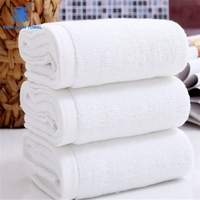 china supplies cheap wholesale cotton used hotel towels