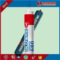General Purpose Acid Silicone Sealant for Doors and Windows