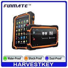 High quality new coming T70 7 inch 8M Camera shockproof waterproof smart tablet