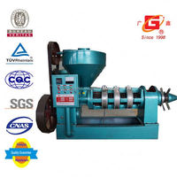 press oil production line sunflower oil corn embryo oil processing equipment cold press