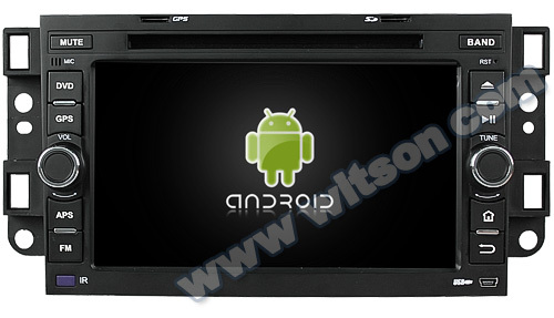 WITSON ANDROID 4.2 DOUBLE DIN CAR DVD FOR CHEVROLET EPICA/LOVA/CAPTIVA 2006-2011 WITH A9 CHIPSET 1080P