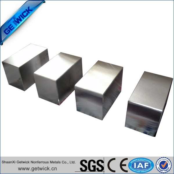 Top selling products 1kg tungsten cube price