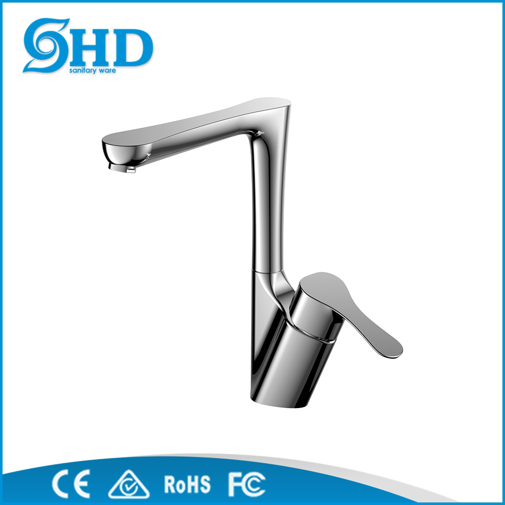 Single Handle brass Kitchen sink faucets kitchen mixer SH-32514