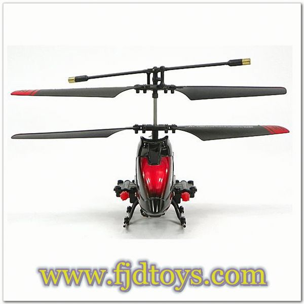 Shooting rc 3.5-channel metal series helicopter