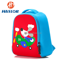 Cute Animal Printing Kids School Backpack for Kindergarten