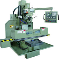 HK Vertical / Universal knee-type metal processing milling machine