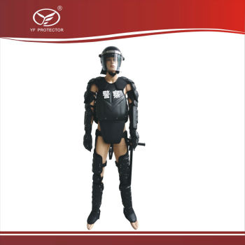 police anti riot suit/military body protector armor