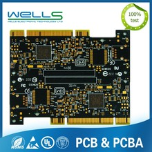 Reliable Chinese designer and munufacturer of PCB printed circuit board assembly with top qulity and competitive price by WELLS