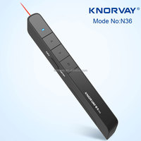 N36 5mw red laser pen,5mw wireless usb powerpoint laser presenter,power point 5mw wireless usb powerpoint laser presenter